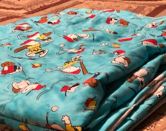 Homemade with Love Weighted Blanket