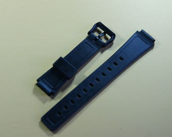 The watchband diving japan made 16 mm