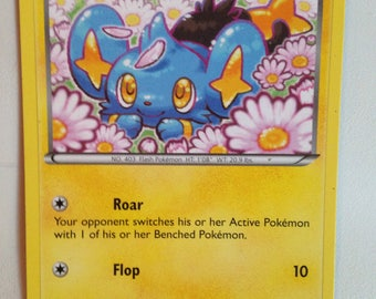 Shinx Pokemon Card