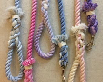Leashes for Addie