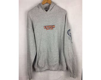 EPOCH MAKING Sports USA Hoodies Large Size Hoodies Made In Usa