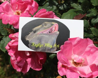 Moxxi The Warrior Dragon Sticker