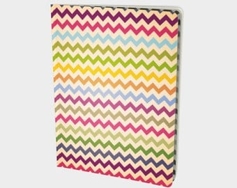 Multicolour | Chevron | notebook
