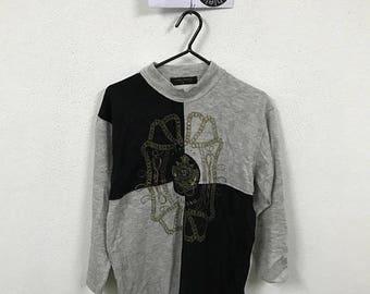 BIG SALE 50% Vintage Rudolph Valentino Sweatshirt