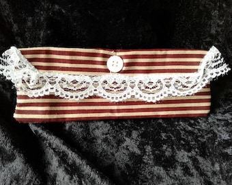 Long Victorian Pouch