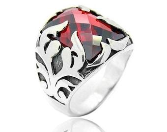 osmanische 925 Silver ring Ottoman ring ottoman jewellery osmanischer schmuck muslim ring turkish rings