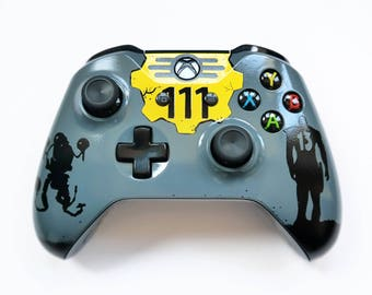 """Xbox One S custom controller """"Fallout 4"""""""