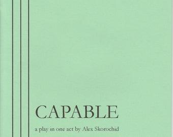 Capable by Alex Skorochid
