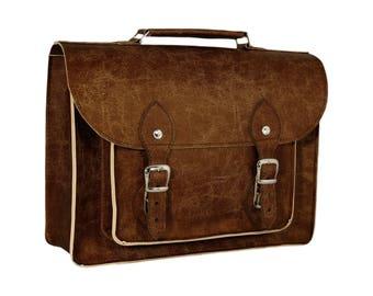 Satchel, bag for laptop, vegan laptop bag, waterproof baglaptop bag, Messenger bag, laptop case, laptop sleeve