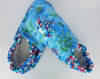 Fish in a Pond Women's Soft Sole Shoes