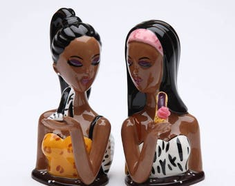 Fashion Lady Salt and Pepper (62805)