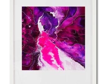 A2 Limited Edition Art Print (Unframed): Cerisier