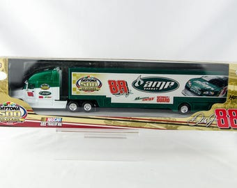 Winners Circle Dale Earnhardt Jr #88 Daytona 500 Amp Energy Transport Truck 1/64