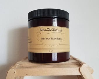 Hair and Body Butter