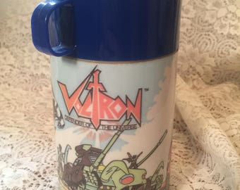 Voltron Lunch Pail Thermos