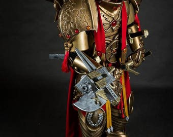 Made to Order - Warhammer 40k cosplay, Space Marine, LARP, Power Armor, Warhammer 40k