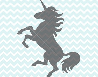 Unicorn SVG, Unicorn, Unicorn Clipart, SVG Files, PNG, Clipart, Commercial Use Clipart, Unicorn Silhouette