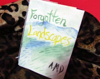 Forgotten Landscapes Mini-zine