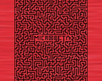 Microbeta Labyrinth
