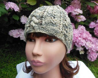 Woolen hat for woman or teen