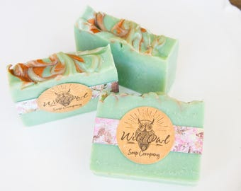 Rosemary Mint Cold Process Soap