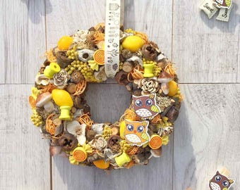 Wreath,Home decoration