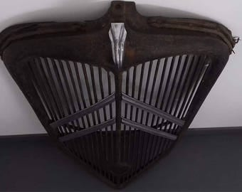 Citroen Traction grille