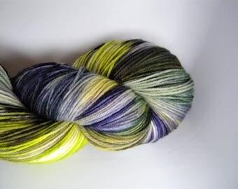 Catching Fireflies 4 ply Sock Yarn