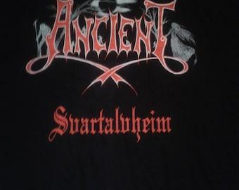 Vintage Ancient Svartalvheim org Osmose 94