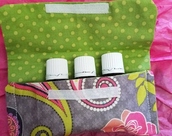 MARKED DOWN!!! Four Oil Essential Oil Case for up to 4 oils