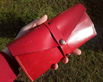 Womens leather wallet, Handmade leather wallet, Card wallet, Long wallet, Money wallet, Coin pouch, Womans wallet, Leather Wallet Woman