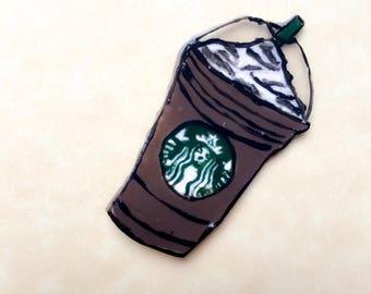 Frappuccino Pin
