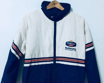 Rothmans porsche racing jacket *rare item*