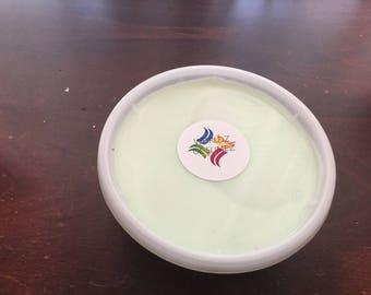 Minty Green Apple Slime