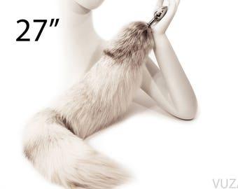 tail butt plug - fox tail butt plug - YOU CHOOSE PLUG - butt plug – bdsm - tail plug - sex toys - fox tail plug– butt plug tail – mature