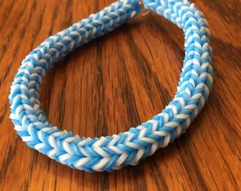 Ravenclaw inspired bracelet