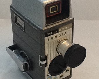 Bell and Howell vintage/retro cone camera