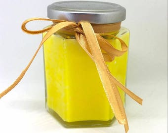 PRIMROSE - Homemade Soy Wax Candles