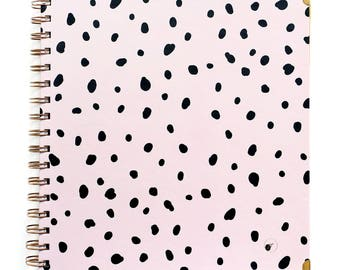 Portly Planner 2017 Edition | Blushing Dalmatian