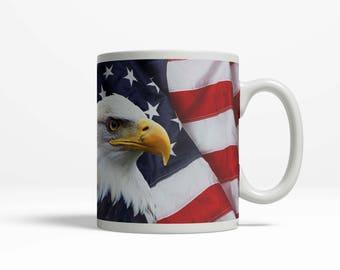 The Man Mug Eagle