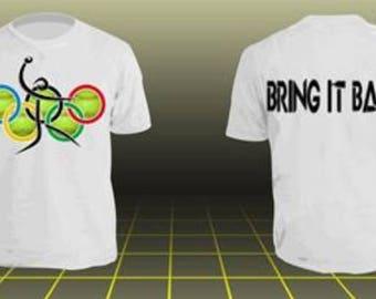 "Olympic softball ""bring it back"" shirt"