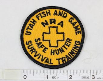 Utah patch etsy for Utah game and fish