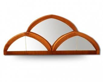 Three Arch-Shaped Mirror
