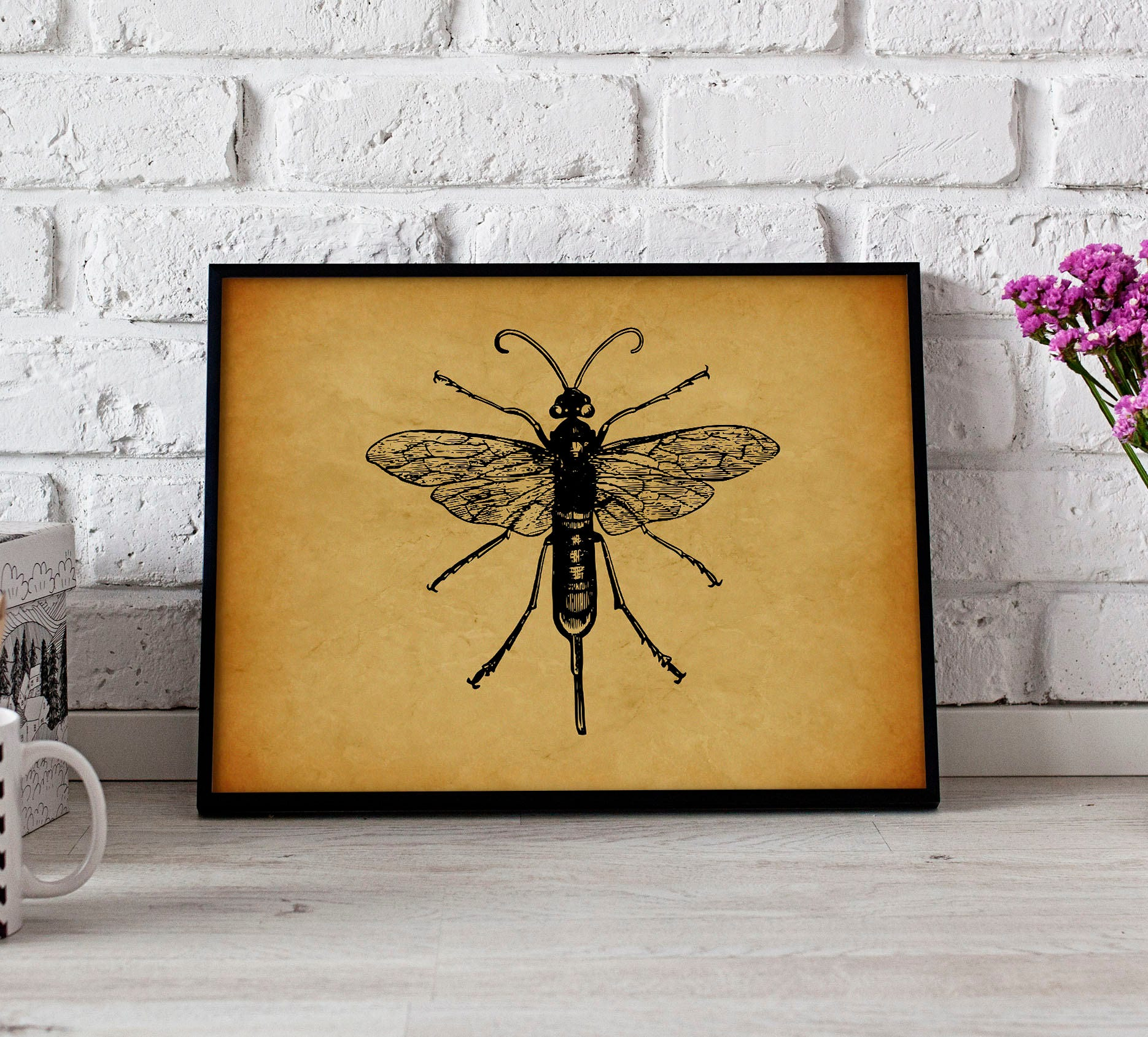 Unusual Insect Wall Art Photos - The Wall Art Decorations ...