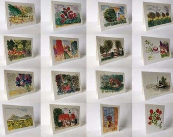 Greetings Cards: The Complete Collection of 16 [large]