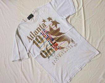 Vintage Atlanta Olympic shirt