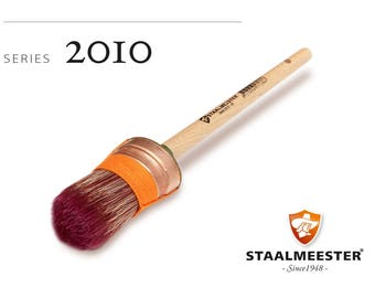 Staalmeester Oval Paint Brushes - Series 2010 - 3 Sizes
