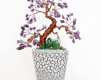 Crystal Bonsai Tree - Sincere Beauty