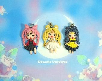 Sailor Moon / Serenity / Black Lady / Human Luna