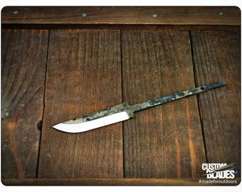 Handmade knife blade - model NS09